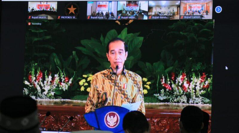 teks:IST- Muba Taati Aturan, Patuhi Kebijakan Pemerintah Pusat
