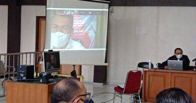 teks:IST- Johan Anuar Divonis 8 Tahun Penjara