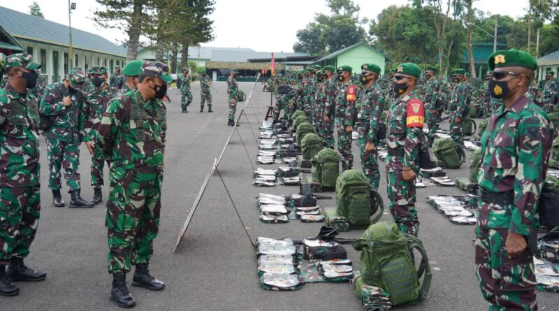 teks:IST- Waasops Panglima TNI Pimpin Riksiapops
