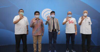 Telkomsel, 'The First 5G Operator'