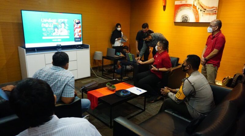 """teks:IST- Telkomsel Umumkan Pemenang Hadiah Program """"Merdeka Belajar Jarak Jauh"""" Pelajar Wilayah Sumatera"""