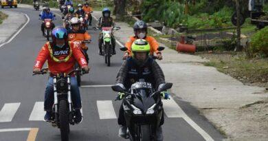 Foto: IST - Walikota Pagaralam bersama rombongan meninjau posko