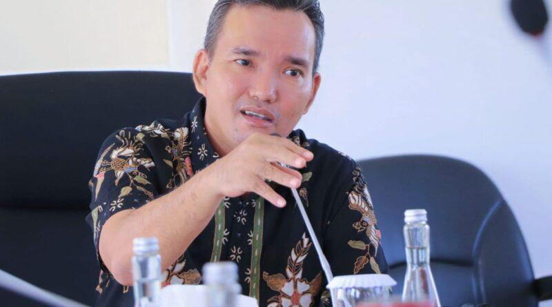 Foto: IST - Wakil bupati Muba Beni Hernedi