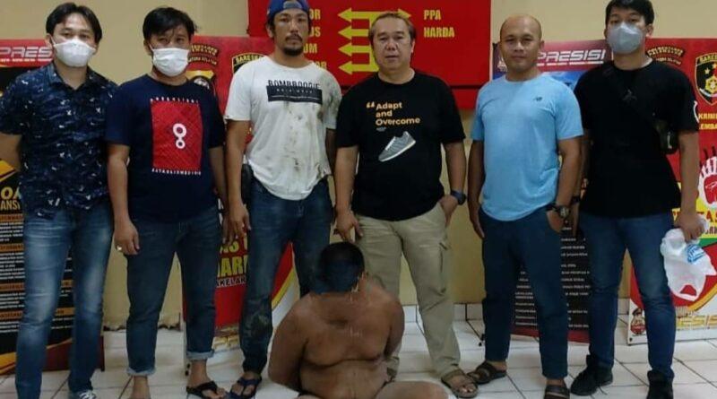 teks:IST- Spealis Pencuri Pipa Senilai 45 Juta Milik PT. pertamina di Ringkus Polisi.