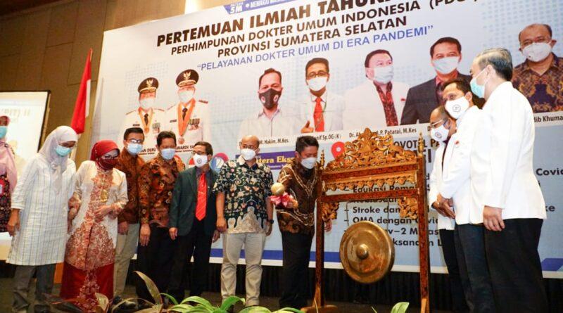 teks:IST- Herman Deru Ingatkan Aparatur Desa Taat Azas dan Hukum