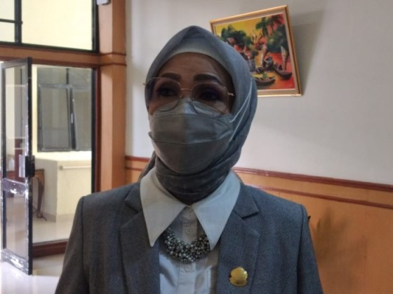 teks:IST- Ketua DPRD Sumsel Hj RA Anita Noeringhati