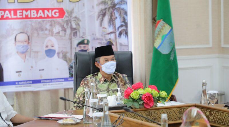 Foto: IST - Walikota Palembang H Harnojoyo