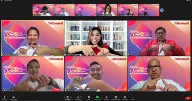 teks:IST- Hadirkan Program TYES Chapter 2, Telkomsel Siap Cetak Para Digipreneur Muda di Sumatera