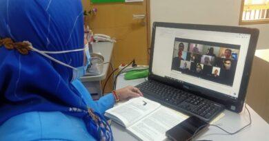 teks:IST- Universitas Bina DarmTetapmelajuMenujuVisidanMisi 2025 yang telahditetapkanolehAlmarhum Prof BuchoriRachman