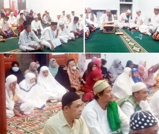 Musholla Raudhatul Jannah Peringati Maulid Nabi Muhammad SAW