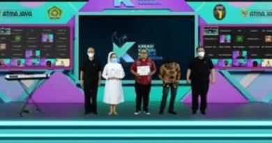 LP3KD Sumatera Selatan Raih Juara 1 Mazmur anak dan  Juara 2 Bertutur Kitab Suci KVKI